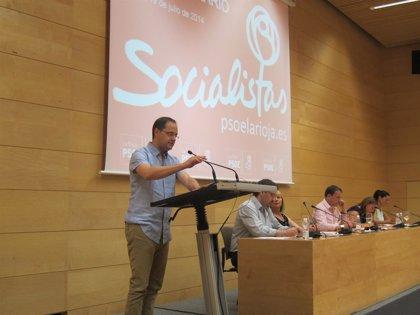 """César Luena pide al resto de partidos que """"innoven y adopten políticas como las que ha hecho el PSOE el pasado domingo"""""""