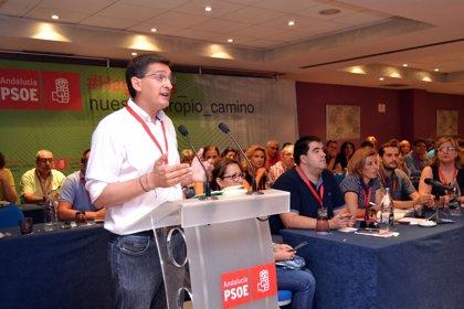 PSOE aprueba la lista de 24 delegados que acudirán al Congreso Federal con el 92% del apoyo