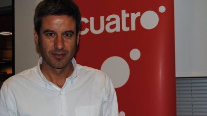 Nico Abad, nuevo presentador de 'Deportes Cuatro Noche'