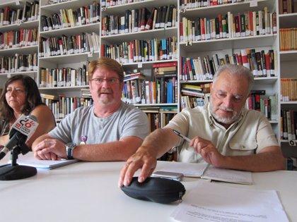 """Anguita, frente al """"terror"""" del PP a las municipales, aboga por la unidad de la """"mayoría social"""" en torno a un programa"""