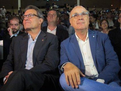 """Mas asegura que por primera vez Barcelona y la Generalitat """"se dan la mano"""""""