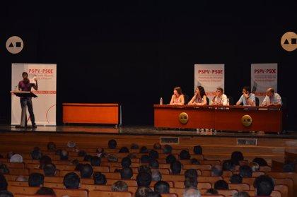 Aprobada con el 72% de los votos la lista de delegados por Alicante para el Congreso Extraordinario