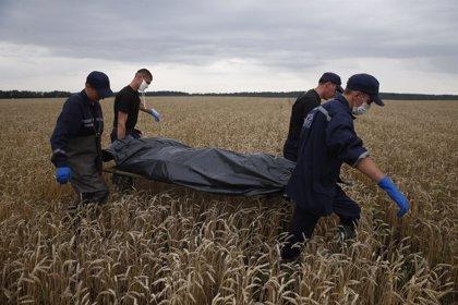 """Kiev dice contar con """"pruebas solventes"""" de que Rusia jugó un papel destacado en el derribo del avión"""