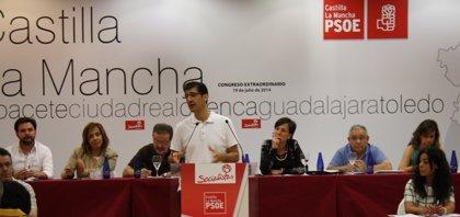 Caballero garantiza un PSOE al servicio de los ciudadanos