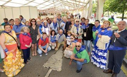 Inaugurada la VI Feria de Gastronomía y Folclore Regional