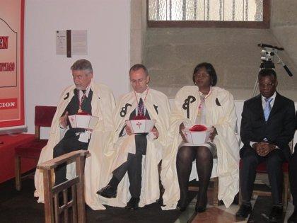 Jesús Vázquez es nombrado caballero de la Orden del Camino de Santiago