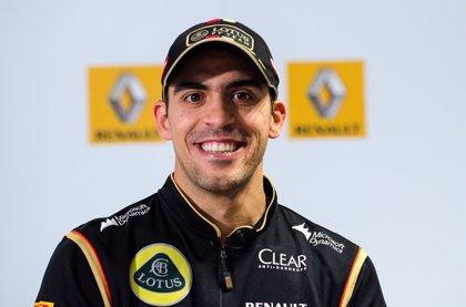 Maldonado seguirá en Lotus la próxima temporada