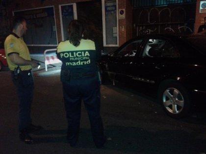 Muere una mujer atropellada al bajar de un taxi en la calle Alcalá