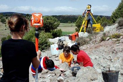 La Universidad de Verano de Teruel organiza el curso 'Paleontología y desarrollo'