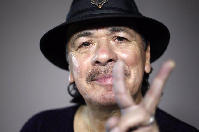 Guitarrista Santana
