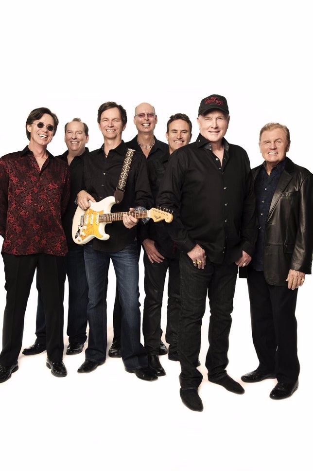 The Beach Boys en 2014
