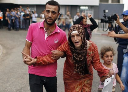 Hamás pide una tregua humanitaria de dos horas por el bombardeo de Shajaia