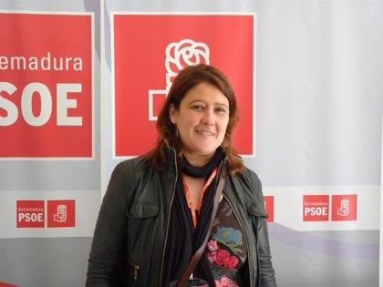 """PSOE Extremadura pide el cese de ataques a camiones y critica la """"inacción"""" de los gobiernos central y regional"""