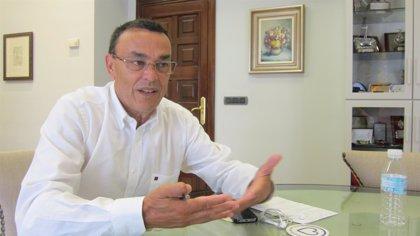 """Caraballo: """"Para la Diputación no es prioridad hacer grandes obras sino sumar sinergias"""""""