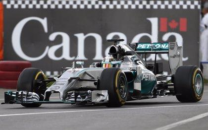 Hamilton, penalizado con cinco puestos en la parrilla