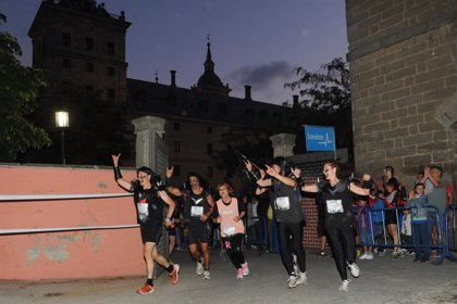 La carrera San Lorenzo Rock & Run reúne a más de 1.500 corredores al ritmo de la música