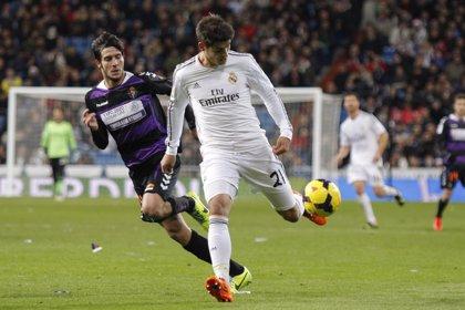 """Morata: """"Me llevo los valores del Real Madrid"""""""