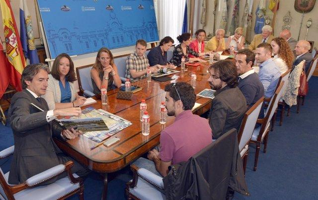 Reunión Broadcasting Mundial de Vela