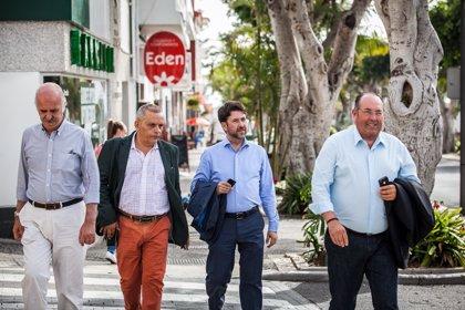 El Cabildo de Tenerife invertirá 24.500 euros en la mejora de la zona comercial abierta de El Sauzal