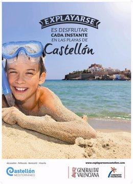 Campaña de promoción de la costa norte de Castellón