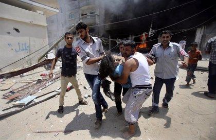 Israel pone fin al alto el fuego humanitario en Shajaia en represalia por nuevos lanzamientos de cohetes