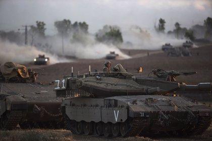 Israel pone fin al alto el fuego humanitario en Shajaia en represalia por el lanzamiento de cohetes