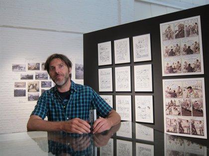 EUPV propone nombrar al ilustrador Paco Roca hijo predilecto de la ciudad