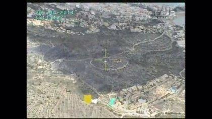El incendio de Peñíscola está estabilizado y sin llama