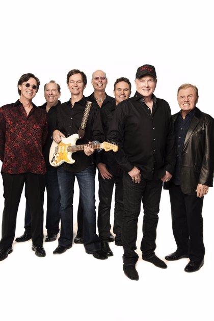 The Beach Boys actúan este lunes en la Complutense