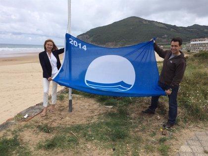 Noja.- El Centro de Interpretación del Parque Natural de las marismas de Santoña distinguido como Centro Azul