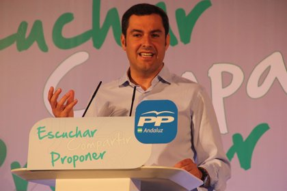 """Moreno (PP-A) pide al PSOE que explique en qué consiste """"la España federal"""" y si cree en este proyecto"""
