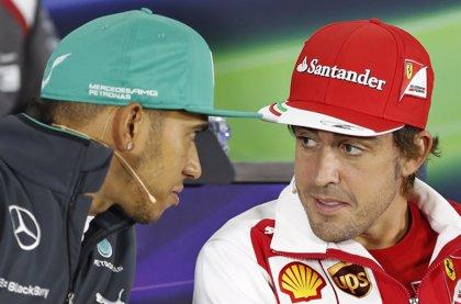 """Alonso: """"Me gustaría estar luchando por el podio"""""""