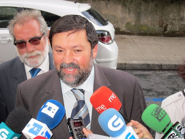 Francisco Caamaño, Ministro De Justicia