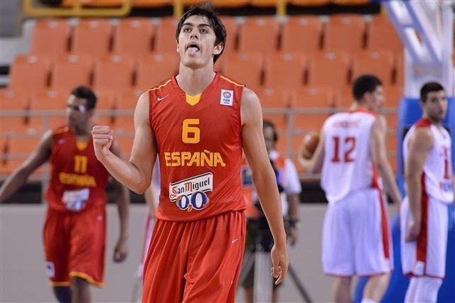 España, plata en el Europeo Sub-20
