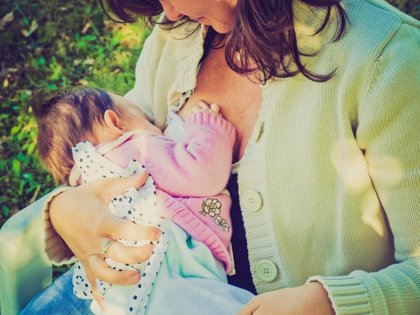 Cuidar del pecho al dar de mamar