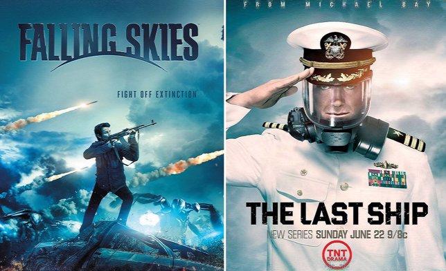 TNT renueva Falling Skies, Last Ship y Major Crimes