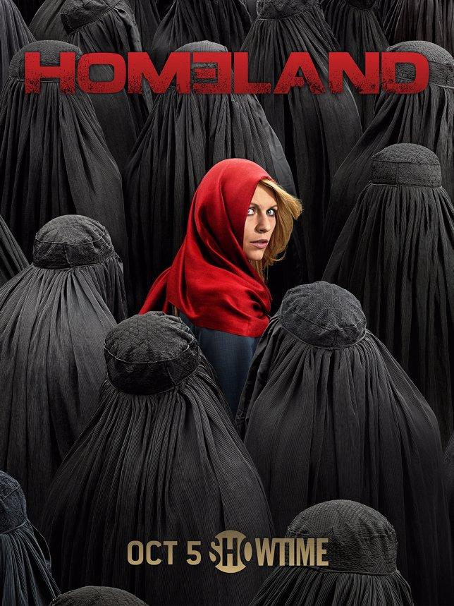 Homeland cartel cuarta temporada