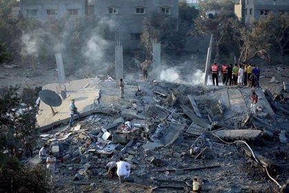 Cáritas Burgos envía 10.000 euros para paliar las consecuencias de los ataques en Gaza y pide colaboración ciudadana