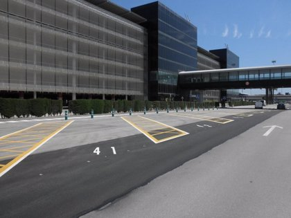 El Aeropuerto de Barcelona-El Prat añade 11 dársenas de autocares en la T2A