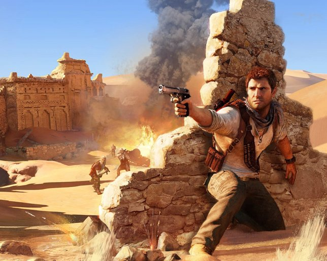 Imagen del videojuego Uncharted 3