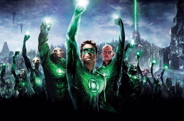 Póster de Green Lantern