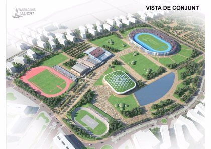 Tarragona aprueba la expropiación de los terrenos para construir el anillo olímpico