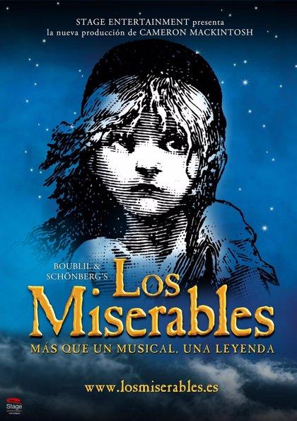 Málaga.- Cultura.- Más de 26.000 espectadores acuden al Teatro Cervantes de Málaga para ver el musical 'Los Miserables'