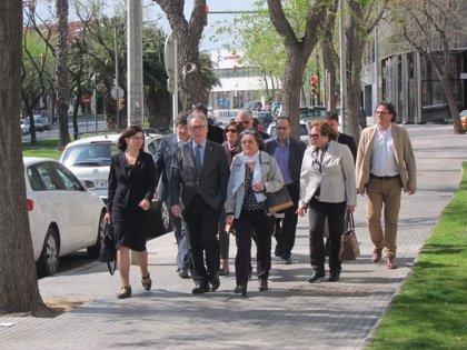 El juez imputa al presidente de la Diputación de Tarragona también por tráfico de influencias