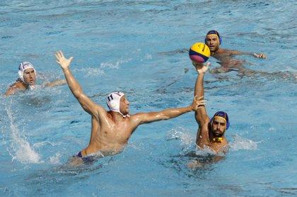 Los chicos del waterpolo no acceden a la pelea por las medallas