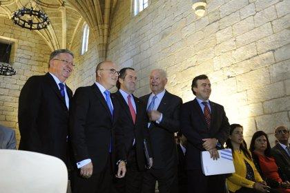 Un convenio entre la Diputación de Ourense y Abanca destinará 30 millones a financiar proyectos provinciales
