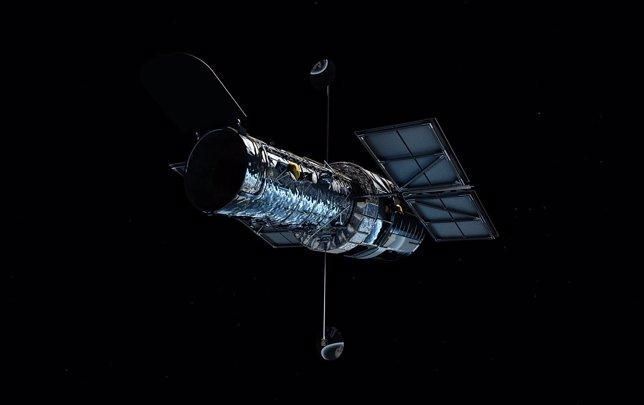 Reproducción visual del Hubble