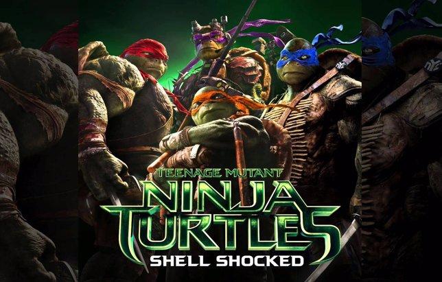 Nueva tema musical de Ninja Turtles: Shell Shocked