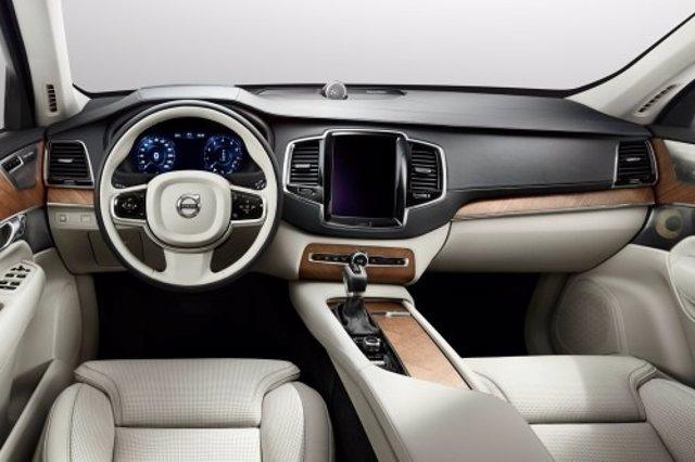 Nuevo Volvo XC 90