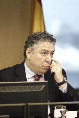 Tomás Burgos, secretario de Estado de Seguridad Social